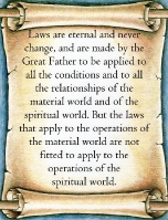 God's Laws are Eternal